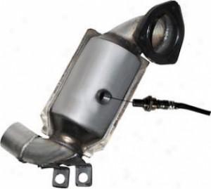 catalisador com sonda