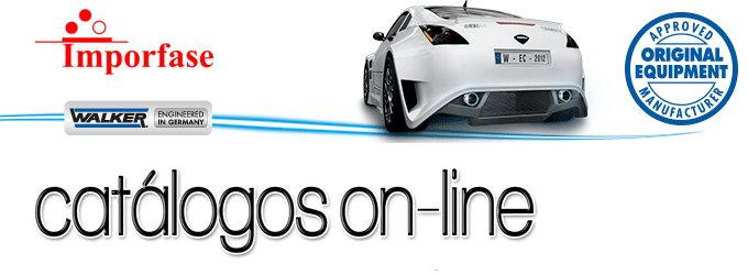 CATALOGOS-ON-LINE - Imporfase Walker BM Catalytics Klarius Veneporte