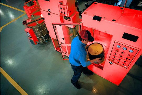 Imporfase - Máquina de limpeza Filtros de Partículas